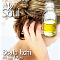 Essential Oil Scalp Itchi - 10ml